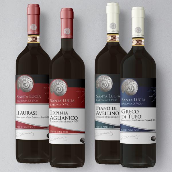 Aglianico-Taurasi-Fiano-Greco